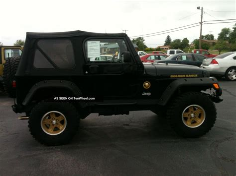 2006 jeep golden eagle 2006 jeep wrangler golden eagle