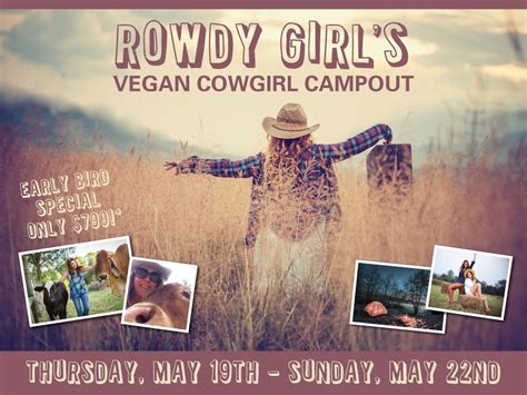 ranch rescue wrangler s corner books rowdy s vegan cout rowdy sanctuary