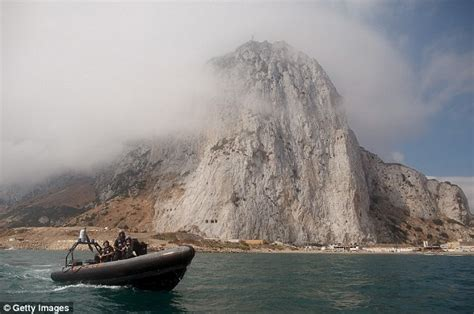 floating boat gibraltar gibraltar flotilla of fishermen in stand off with royal
