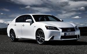 wallpaper lexus hybrid sedan white free