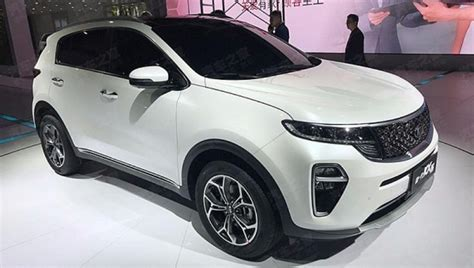 kia kx5 2020 completely different crossover kia sportage will show in