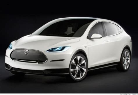 2015 Tesla Model X Suv 2015 Tesla Model X Suv