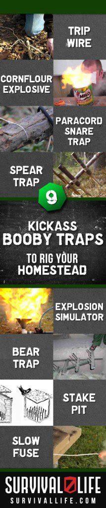 diy home security ideas booby traps diy home security survival