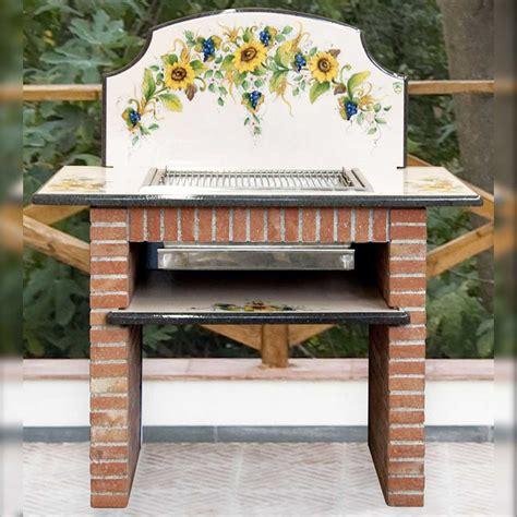 barbecue con lavello barbecue in muratura con lavello interesting giardino e