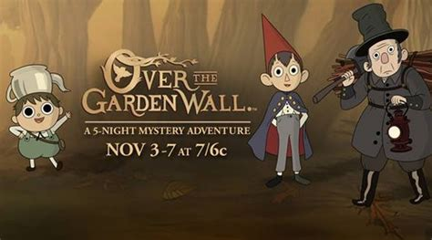 Garden The Animation Episode 2 by The Garden Wall Episode 9 10 Into The Unknown