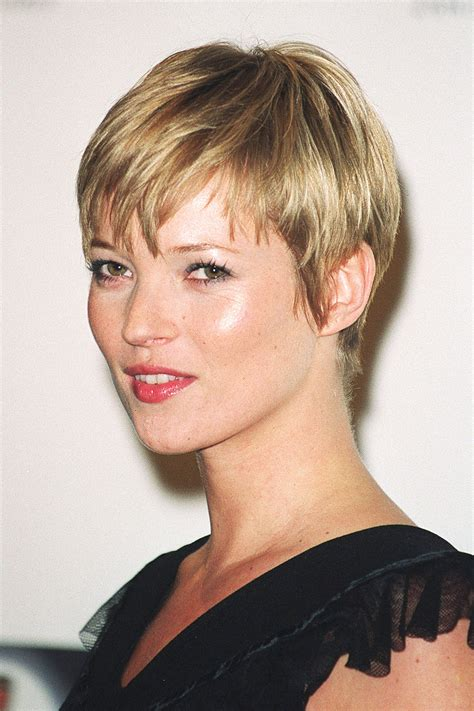 imagenes de short hairstyles 9 looks kate moss hair journey styleicons