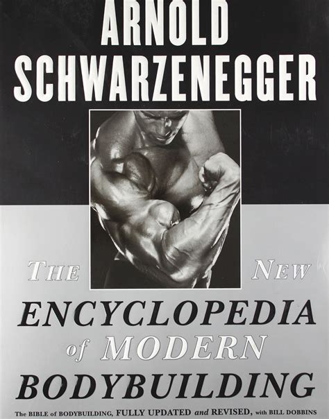 arnold schwarzenegger workout routine book
