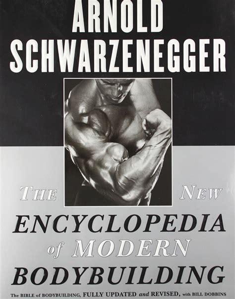 arnold schwarzenegger workout routine book