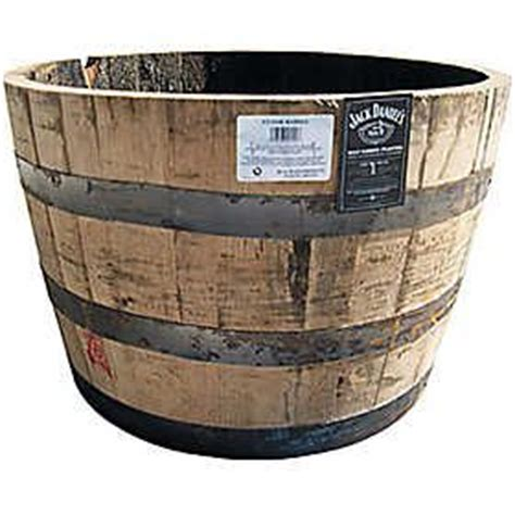 Lowes Whiskey Barrel Planter by 1000 Ideas About Whiskey Barrel Planter On