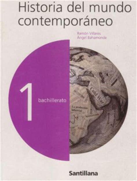 libro la historia del mundo historia del mundo contempor 225 neo libro de texto