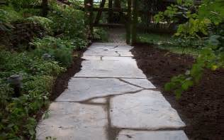 flagstone path ideas on pinterest flagstone walkway