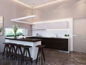 interior design for kitchen and dining modern neutral dining room kitchen 4 interior design ideas
