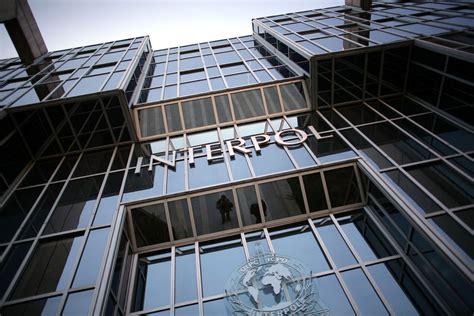 siege interpol l immoral financement d interpol we report collective