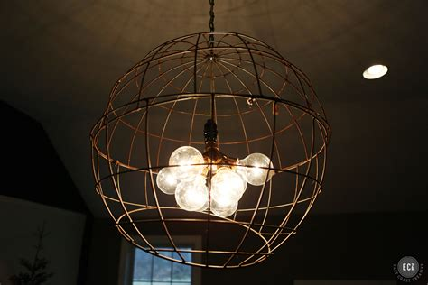 Light Fixture Diy Diy Modern Pendant Light East Coast Creative