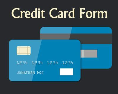 Credit Card Form Validation Script 2108 best jquery plugins images on animation