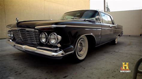 63 Chrysler Imperial by 63 Chrysler Imperial Front View Counts Kustoms On