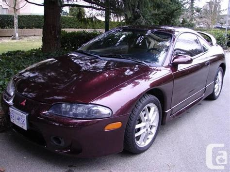 1998 mitsubishi eclipse gsx awd turbo for sale in
