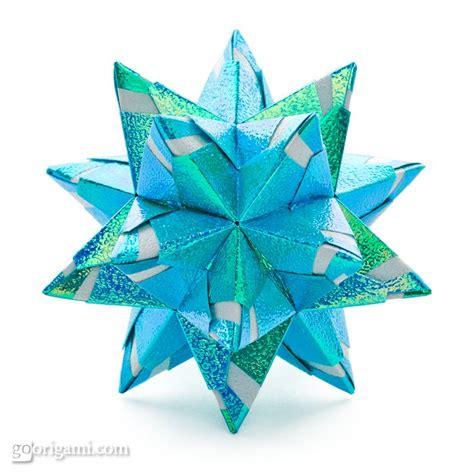 Www Origami - chandelle kusudama go origami