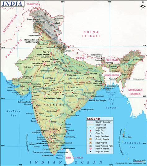 india on map www ghumoduniya