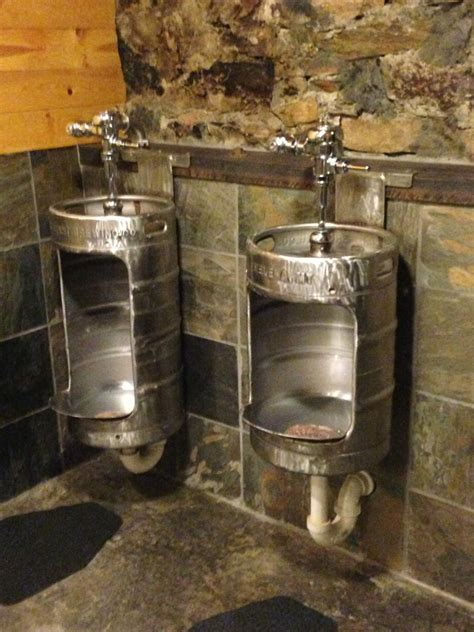 Bar Bathroom Ideas by Lewis Clark Brewery Tap Room Re Purposed