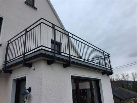 metallbau kliewer balkongel 228 nder stahl - Balkongeländer Stahl