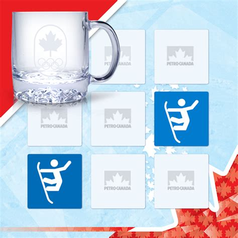 contest canada 2014 petro canada olympic flip match contest deals from