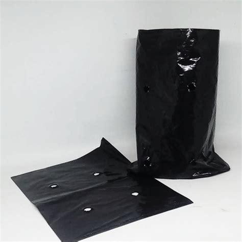 Polybag Tanaman 25 X 25 jual polybag 12x17cm 25 lembar bibit