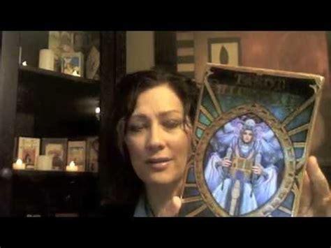 Tarot Illuminati Card Deck Review - YouTube