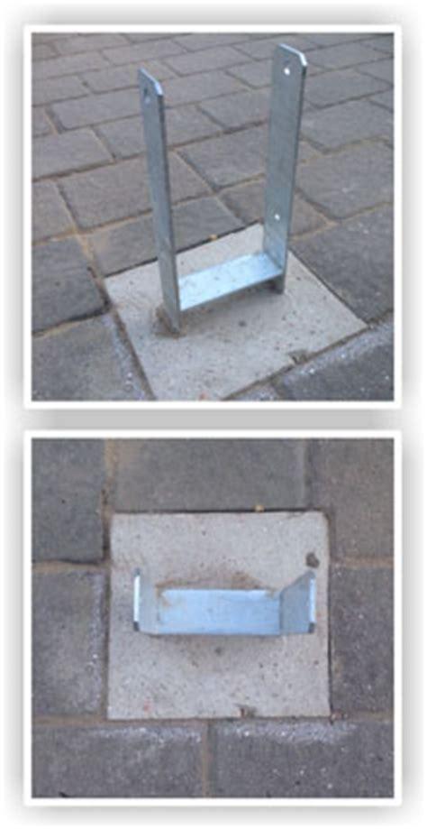 carport fundament carport technik des klassik carports