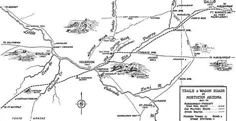 holbrook arizona map arizona100 an arizona history page 5