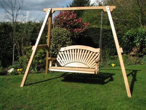 hanging bench swing patio swing chair decorating your patio and garden