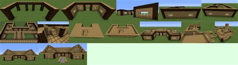 how to make a simple house in minecraft how to build a farm house in minecraft minecraft guides