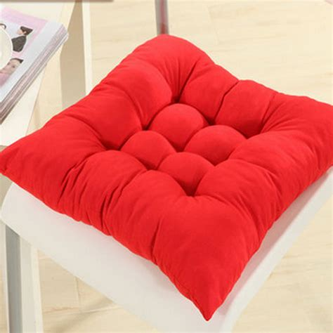 sofa pads cushions soft square cotton seat cushions home garden outdoor chair