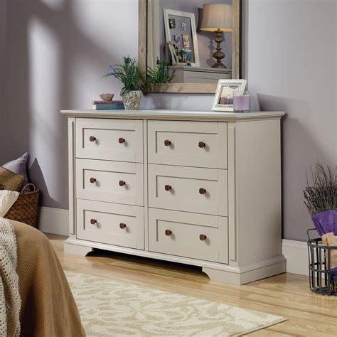 grange bedroom furniture sauder new grange 6 drawer dresser dressers at hayneedle