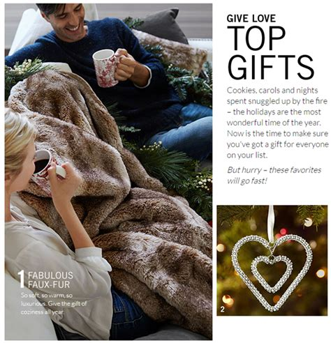 Where Can I Buy A Pottery Barn Gift Card - 19 exles of dazzling holiday marketing caigns from big brands