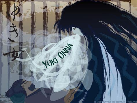 cover yuki book cover yuki onna by luolanjp on deviantart
