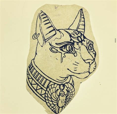 anubis bastet egyptian tattoo design best 25 scarab ideas only on beetle