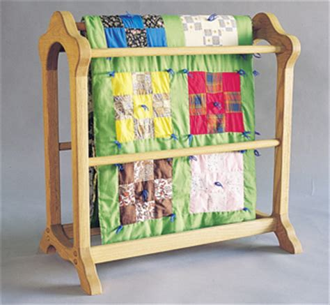 Wooden Quilt Rack Plans by Other Furniture Country Quilt Rack Wood Plan