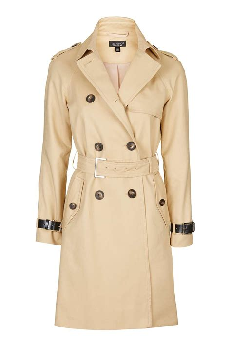 In Coat by Trench Coat Topshop