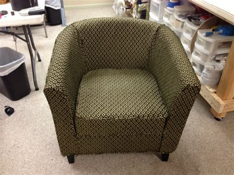 barrel chair slipcover home furniture design
