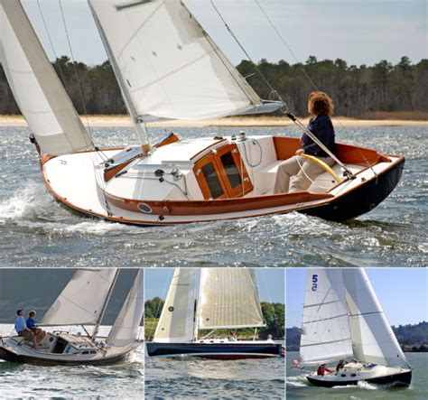 the six categories of daysailers and why we love them - Do Sailfish Boats Have Wood In Them