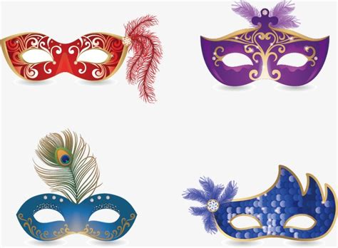 Topeng Vector color mask color mask mask carnival mask