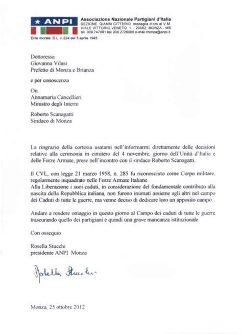 lettere partigiani 4 novembre il co dei partigiani ancora una volta ignorato