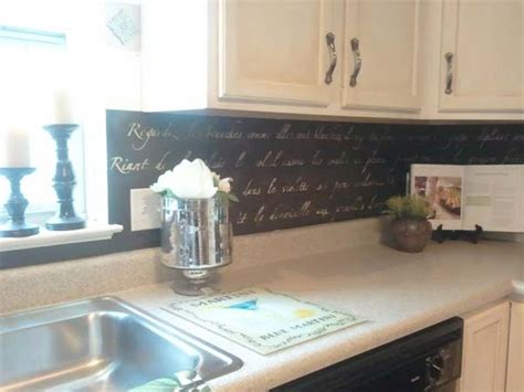 cheap ideas for kitchen backsplash 24 cheap diy kitchen backsplash ideas and tutorials you
