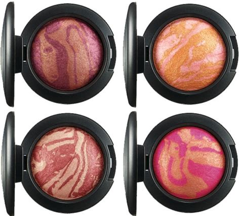 Mac 8 Color Eyeshadow 2 Color Blush 8213 r r from a ranter mac heavenly creatures collection