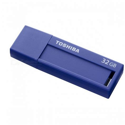 Toshiba Daichi Usb Flash Drive 3 0 V3dch 32gb Hitam toshiba v3dch 032g bl daichi 32gb usb 3 0 flash drive blue