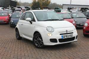 Start Stop Fiat 500 Used 2014 Fiat 500 1 2 S 3dr Start Stop For Sale In Kent