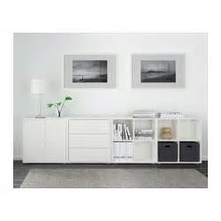 ikea eket eket cabinet combination with feet white 280x35x72 cm ikea