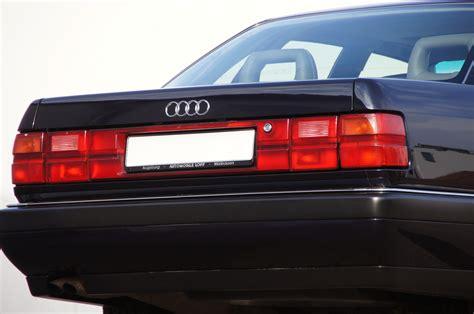 Audi Augsburg by Audi V8 3 6 1991 Automobile Lopp Autohaus Muehlhausen