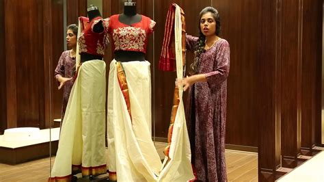 How To Drape Sarees by How To Wear A Saree In Bengali Style Saree Draping